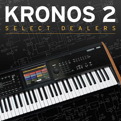 News | Kronos 2 Select Dealers | KORG (USA)